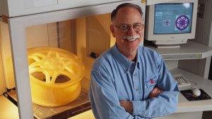Charles Hull l'inventeur de l'imprimante 3D