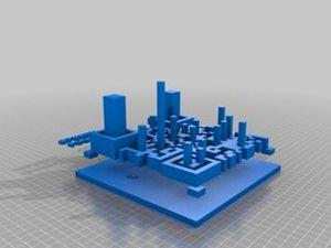 fichier STL pour imprimante 3D