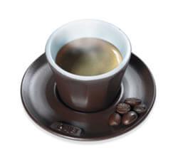 Fabrication d'une tasse de café par impression 3D.