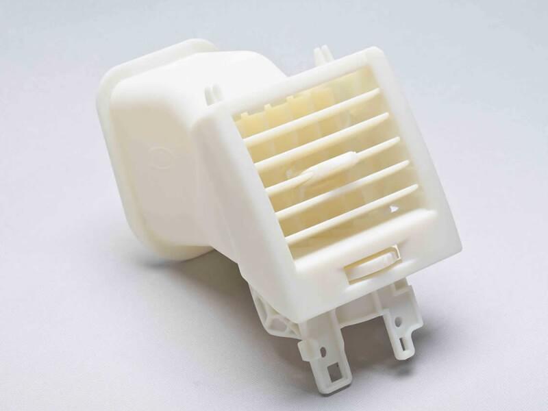 Ventilation de voiture imprimer en 3D.