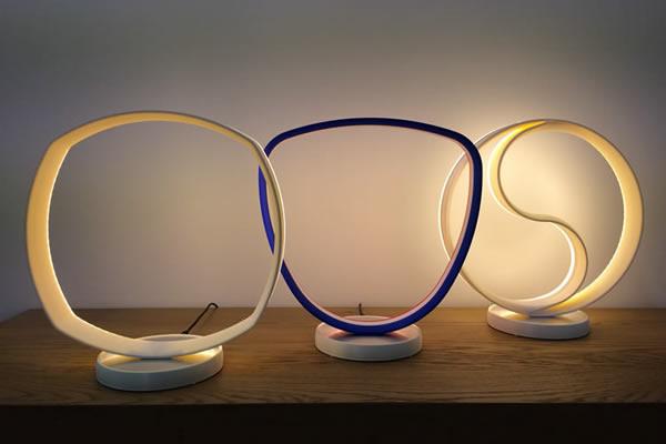 Image des luminaires 3D pour le blog de EPMi 3D