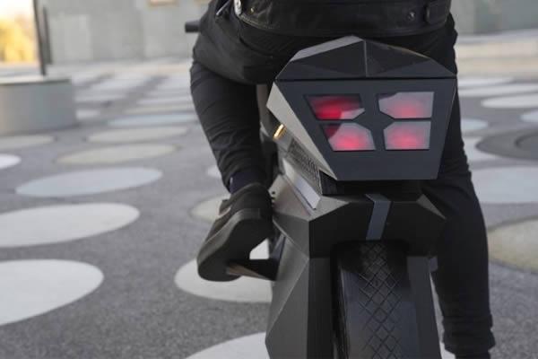 Moto faite en impression 3d