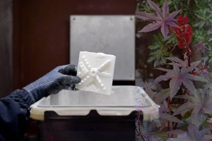 L'impression 3D utilise des matériaux biosourcés