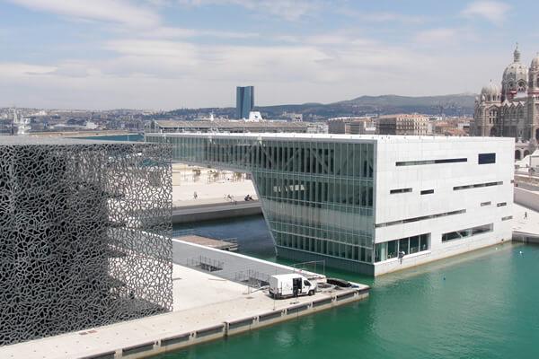 Impression 3D dans la ville de Marseille.