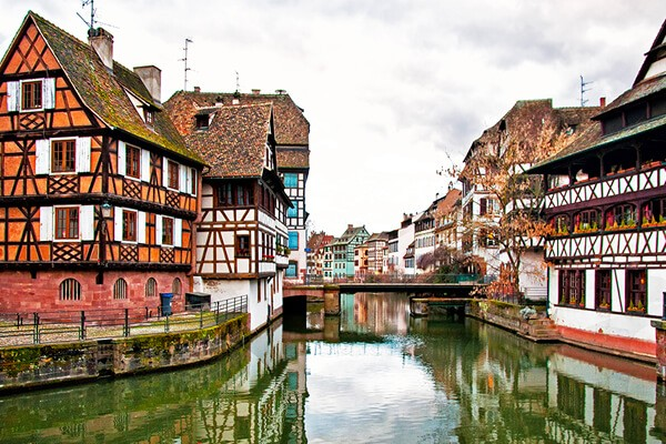 Impression 3D dans la ville de Strasbourg.