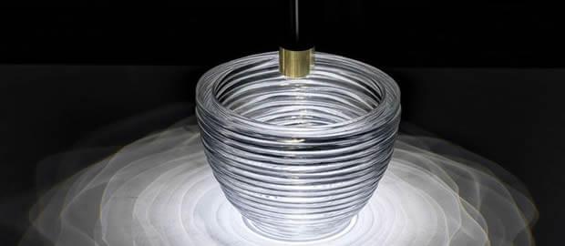 Imprimante 3D pour le verre.